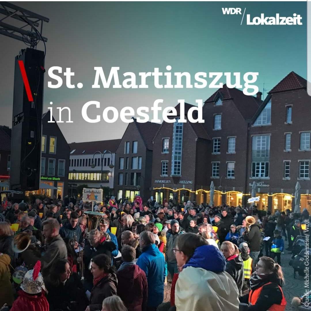 St. Martinsumzug Coesfeld 2019